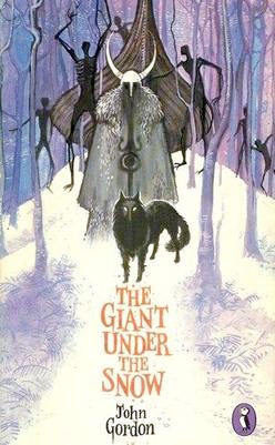 The Giant Under The Snow - Cover